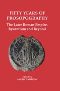 Cover for Fifty Years of Prosopography