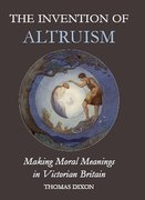 Cover for The Invention of Altruism