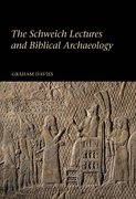 Cover for The Schweich Lectures and Biblical Archaeology