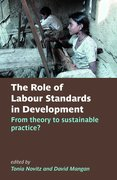 Cover for The Role of Labour Standards in Development