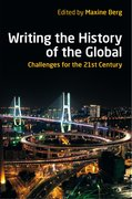 Cover for Writing the History of the Global