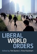 Cover for Liberal World Orders