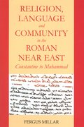 Cover for Religion, Language and Community in the Roman Near East