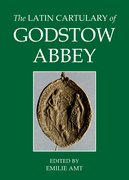 Cover for The Latin Cartulary of Godstow Abbey