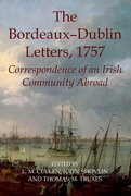Cover for The Bordeaux-Dublin Letters, 1757