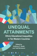 Cover for Unequal Attainments
