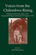 Cover for Voices from the Chilembwe Rising