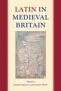 Cover for Latin in Medieval Britain - 9780197266083