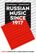 Cover for Russian Music since 1917