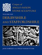 Cover for Corpus of Anglo-Saxon Stone Sculpture, Volume XIII