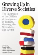 Cover for Growing up in Diverse Societies