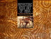 Cover for Prehistoric Rock Art of India