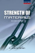 Cover for Strength of Materials