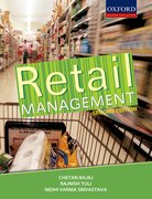Cover for Retail Management