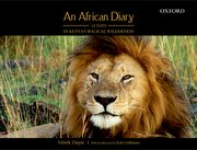 Cover for An African Diary