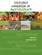 Cover for Handbook of Agriculture in India