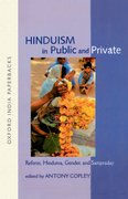 Cover for Hinduism in Public and Private