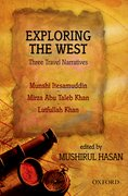 Cover for Exploring the West: Three Travel Narratives