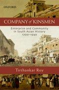 Cover for Company of Kinsmen
