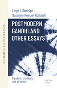 Cover for Postmodern Gandhi and Other Essays