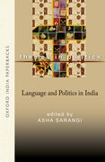 Cover for Language and Politics in India