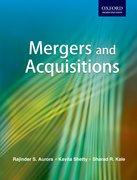 Cover for Mergers and Acquisitions
