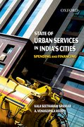 Cover for State of Urban Services in India