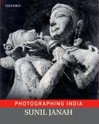 Cover for Photographing India