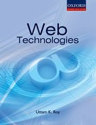 Cover for Web Technologies