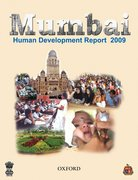 Cover for Mumbai Human Development Report 2009