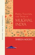 Cover for People, Taxation and Trade in Mughal India