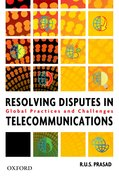 Cover for Resolving Disputes in Telecommunications