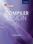 Cover for Compiler Design (with CD)