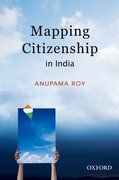 Cover for Mapping Citizenship in India