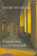 Cover for Universities at the Crossroads