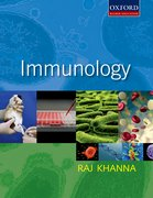 Cover for Immunology