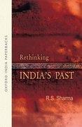 Cover for Rethinking India