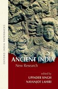 Cover for Ancient India