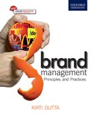 Cover for Brand Management:
