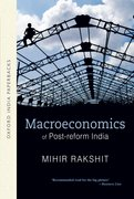 Cover for Macroeconomics of Post-Reform India