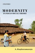 Cover for Modernity in Indian Social Theory