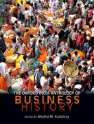 Cover for The Oxford India Anthology of Business History