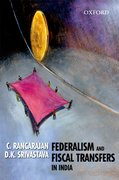 Cover for Federalism and Fiscal Transfers in India