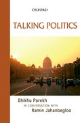 Cover for Talking Politics