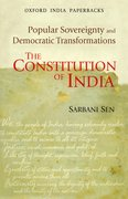 Cover for The Constitution of India
