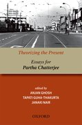 Cover for Theorizing the Present