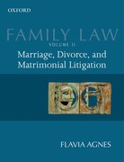 Cover for Family Law II