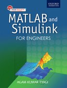 Cover for MATLAB and SIMULINK for Engineers