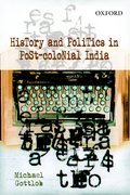 Cover for History and Politics in Post-Colonial India