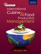 Cover for International Cuisine and Food Production Management